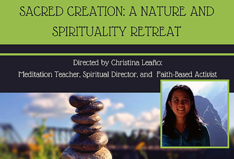 Sacred Creation: A Nature and Spirituality Retreat